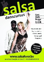 Afbeelding › Salsa fever dansschool vzw