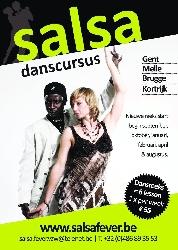 Afbeelding › Salsa fever dansschool vzw